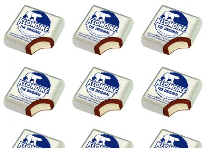 What would you do for a Klondike Bar Mitzvah?
