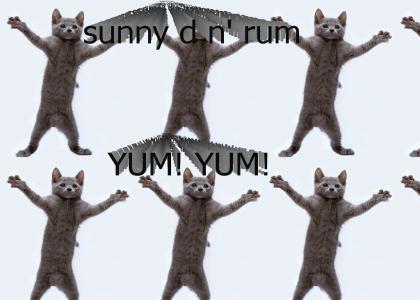 SUNNY D N' RUM