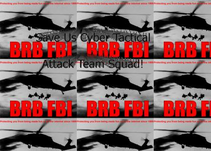 Cyber Terrorist Tactical Attack Team Squad!