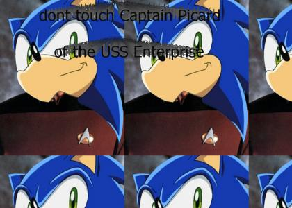 Sonic with Picard advice...