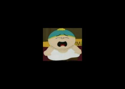 Cartman's an A-Hole Baby!
