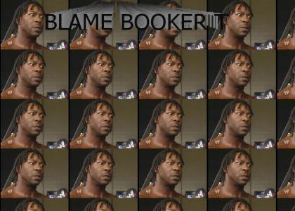 Booker T, Caught Singin In Da Showa