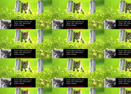 Microsoft kills kittens