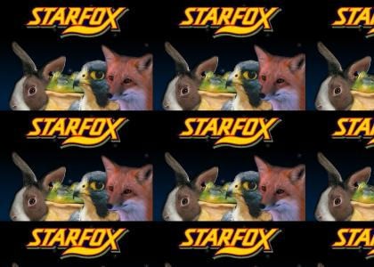 Straight to video Starfox movie