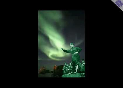 PTKFGS: Aurora Borealis Mussolini