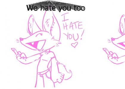 For those who hate furries