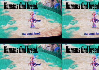 Bread: Found or Stolen?