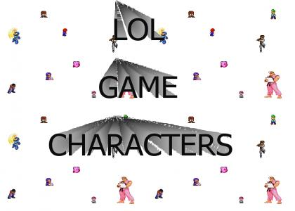 LOL Game Characters