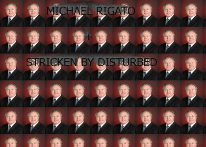 Michael Rigato + Stricken by Disturbed