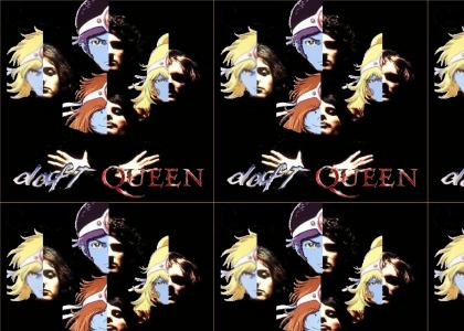 Daft Queen (full song - listen)