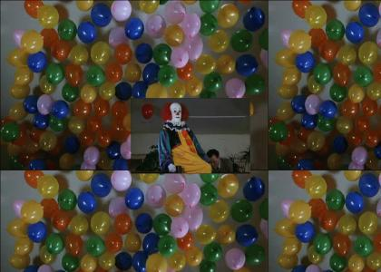 Pennywise does not find you amusing. . . or does he?