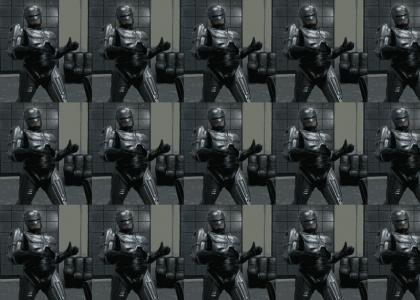 Robocop, Dance Till You Drop