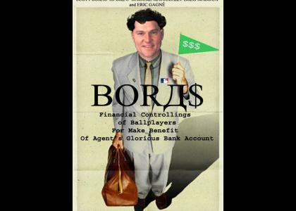 SCOTT BORAS: THE MOVIE!