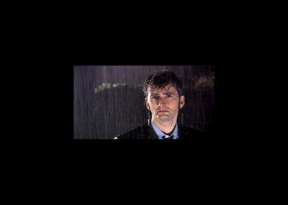 David Tennant says goodbye.