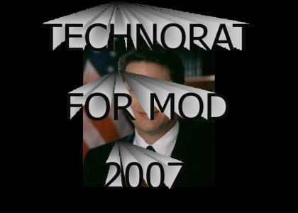 My vote for Technorat for Mod