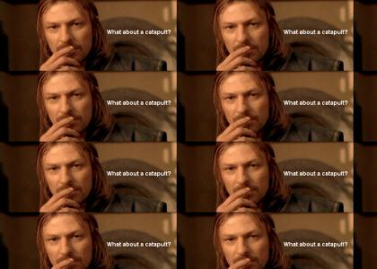 Lord of the Rings: Blame Boromir ( Refresh )