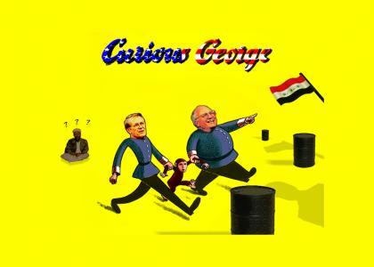 Curious George in Iraq