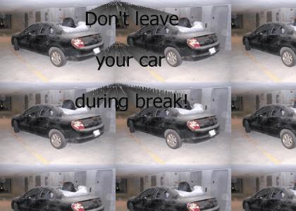 Phucked Car