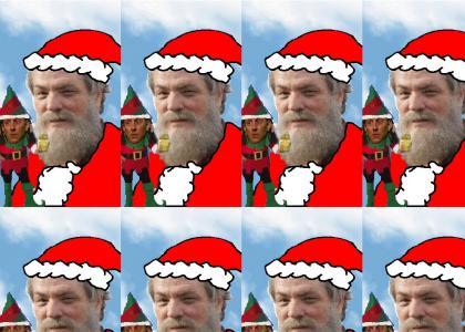 Tom = Santa