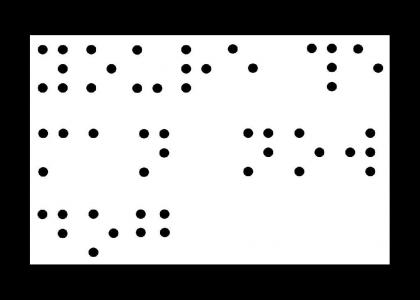 O'Reilly is asked to read Braille