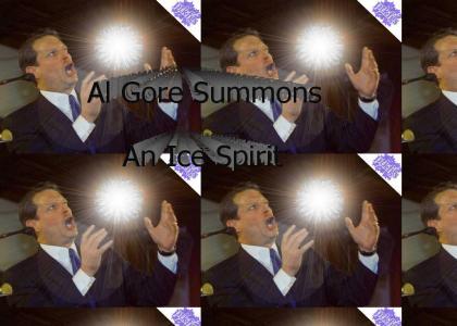 PTKFGS - Al Gore Summons An Ice Spirit