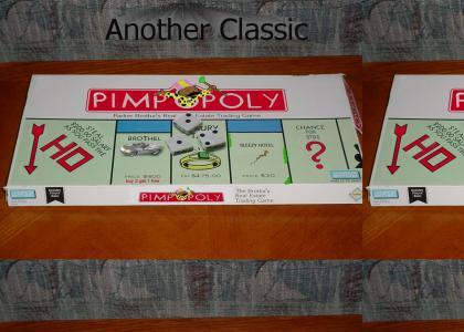 Pimpopoly by Parker Brotha's