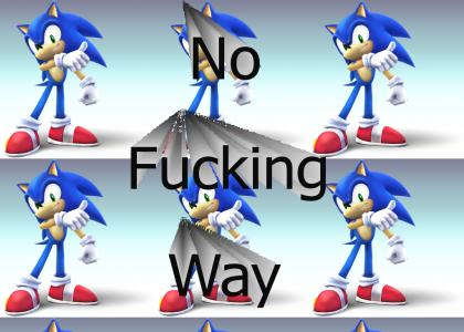 Sonic is in BRAWL