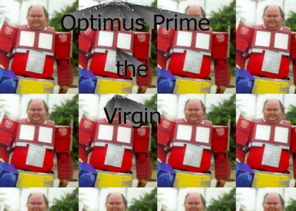 Optimus Prime Needs Action