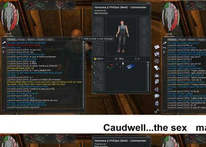 Caudwell hots