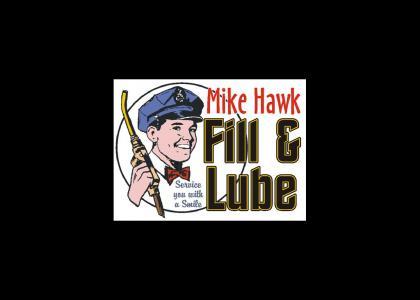 she LOVES mike hawk