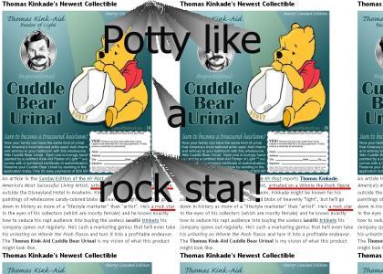 Potty on Pooh?