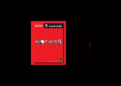 Mother 3 for the gamecube