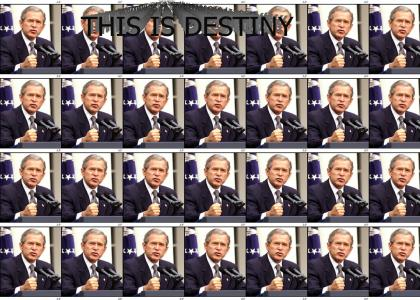 You Can't Tell Bush What Not To Do!