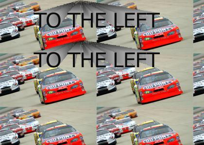 NASCAR Turn-By-Turn Directions