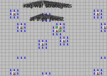 secret iraq war strategy