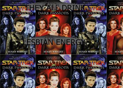Star Trek is Better in PTKFGS Because...
