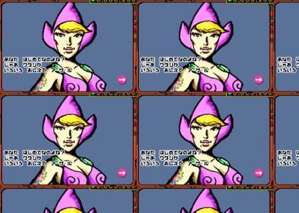 A Tingle Game=Bad Idea