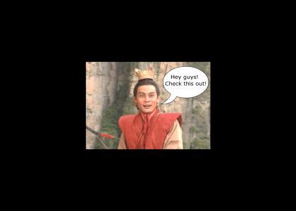 Xiahou Dun Can't Take A Joke