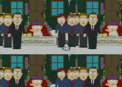 Stan gets sued by scientologists!