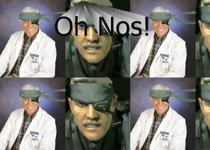 Dick Van Dyke is Solid Snake