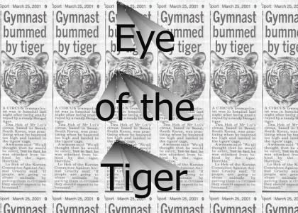 Horny Tiger