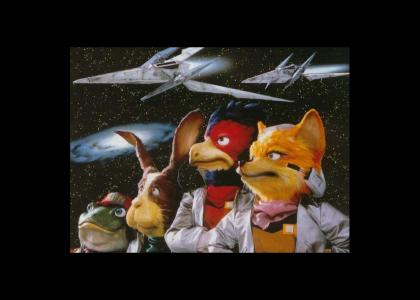 Star Fox- The Golden Years