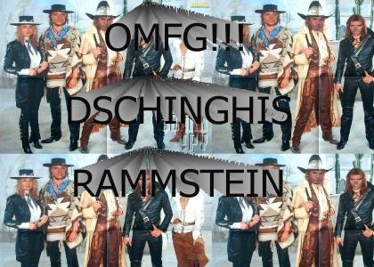 Dschinghis Rammstein!!!!!!!!1!!11!!1!!one