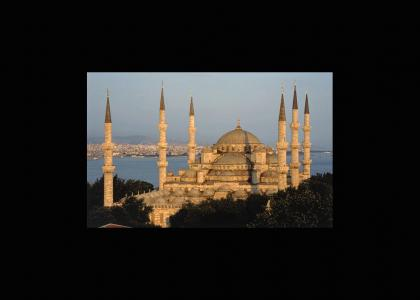 A scenic tour of Istanbul