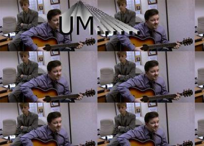 David Brent Unplugged!