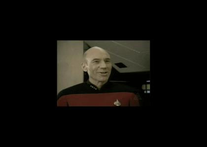 Picard pwns Lt. Barclay (frefresh)