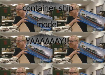 Typical Mythbusters Christmas