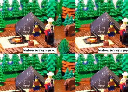 Brokeback Lego Mountian