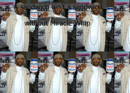 Method Man loves Miracle Whip