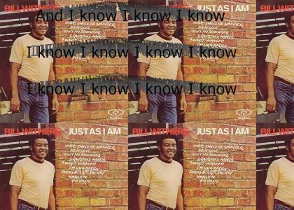 And I Know I Know I Know I Know I Know I Know...